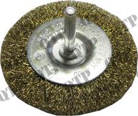 Wire Brush Circular 75mm