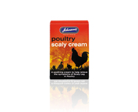 Johnson's Poultry Scaly Cream 50g x 1