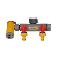 Hozelock Flowmax Connector 3 Way Tap