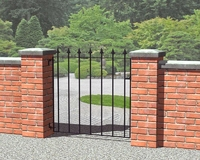 935mm Metpost Montford Small Gate