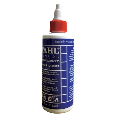 Wahl Clipper Oil 4oz / 118.3ml