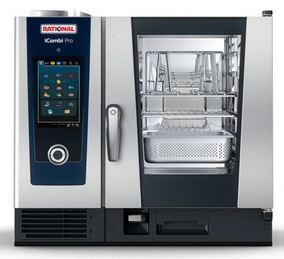 Rational iCombi Pro 6-1/1-E Combination Oven 6 x 1/1GN Capacity Electric