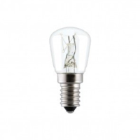 G.E 15W SES PYGMY LAMP CLEAR