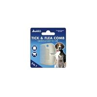 Company of Animals Tick & Flea Comb x 12