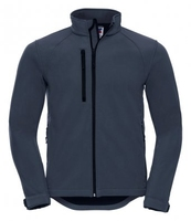 J140M Gents Navy Elite Soft Shell Jacket