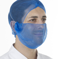 Beard Net - Metal Detectable 25/ring