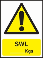 Lift Safety Sign LIFT0007-0801