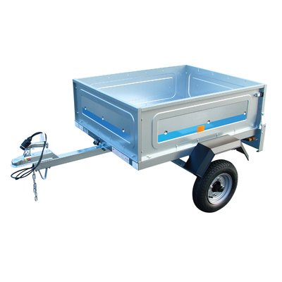 Maypole Car Trailer(125 x 97 x 41) -Assembly Required