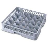 Glass Rack 25 Compartment with No Extenders