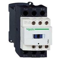 Contactor 110 VAC, 3 Pole, DPDT, DIN Rail, 40 A, 110 V
