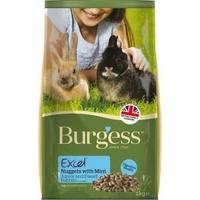 Burgess Excel Rabbit Junior & Dwarf 10kg [Zero VAT]