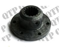 Hydraulic Pump Flange