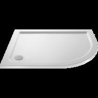 Pearlstone  900 X 900X 40mm Quadrant  Shower Tray