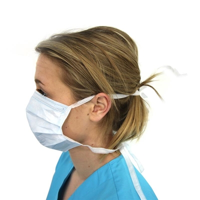 Face Mask with ties (50)