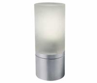 ONE Light One Light Aluminium Pole with Opaque Glass  22cm E27 IP54