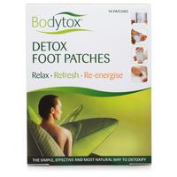 Bodytox Detox Foot Patches 6s
