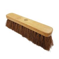 "12"" Soft Varnished Top Broom Head (WT553)"