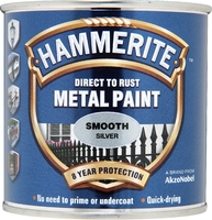 5084894 HM METAL PAINT SMOOTH SILVER 250ML
