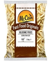 McCain Extra Thin Fries Julienne