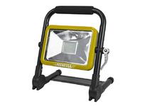 XM Faithfull 20 Watt Folding Rechargeable Site Light