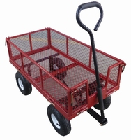 "Medium Duty Garden Utility Cart 38"" X 20"" 360kg Capacity"