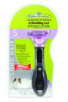 Furminator Long Hair Deshedding Tool for Small Cats x 1