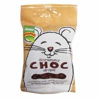 Rotastak Small Animal Scrummy Choc Drops 50g x 18