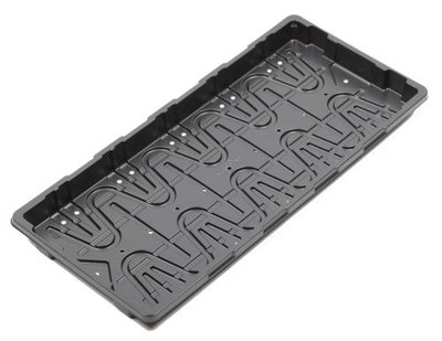 Aeroplas Automated Bedding Pack Carry Tray - Black