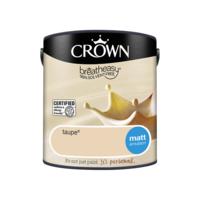 Crown Matt Taupe 2.5LT