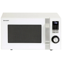 SHARP 900W MICROWAVE 23LTR WHITE