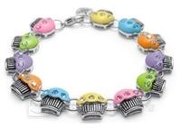 CHARM IT Cupcake Bracelet (P/Sng Min 3)