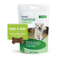 Lintbells YuMOVE Chewies for Large Dogs 30-Chew x 1