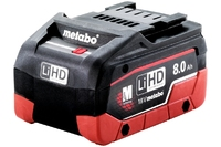 Metabo Battery 8.0Ah Li-HD (Single)