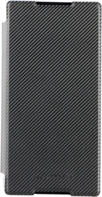 SMA5159B Z5 Compact Slim Book Case Black