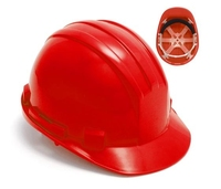 7001000 RED SAFETY HELMET EN397
