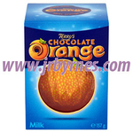 Terry Orange BALL Milk Choc x12