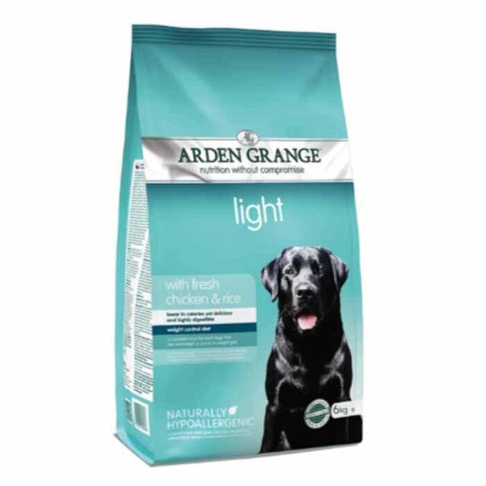 Arden Grange Light - with fresh chicken & rice