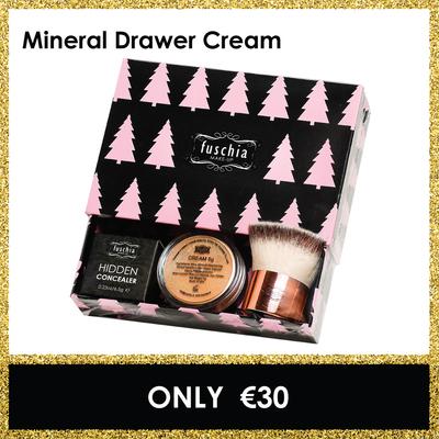 Mineral Drawer Cream