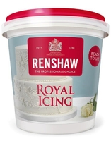 05860 ROYAL ICING WHITE  400 Grm