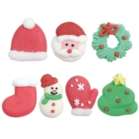 98236- GINGERBREAD MEN 8PCS