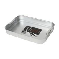 Baking Dish with Handle Alum 420 x 350 x 70mm