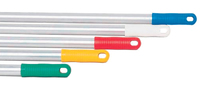 Aluminium Thread Cap Handle with Coloured End Cap