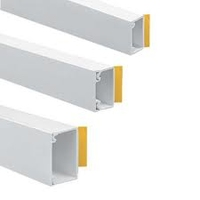 MARSHAL TUFFLEX SELF FIX COMM TRUNKING PVC (3 METRE)