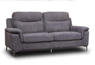Mario Grey Sofa 1