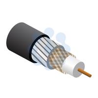 RG59 SWA Data / CCTV Cable Black