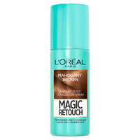 LOreal Magic Retouch Root Concealer Spray Mahogany Brown 75ml