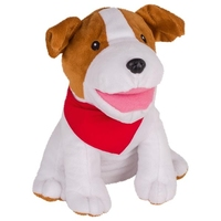 Hand puppet Jack Russell Linoh