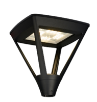 ANSELL Asuri LED Post Top - 42W Cool White