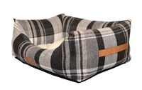Ralph & Co Nest Bed - Marlow Grey Tweed Small x 1