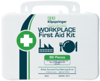 Weatherproof, British Standards First Aid Kit, small